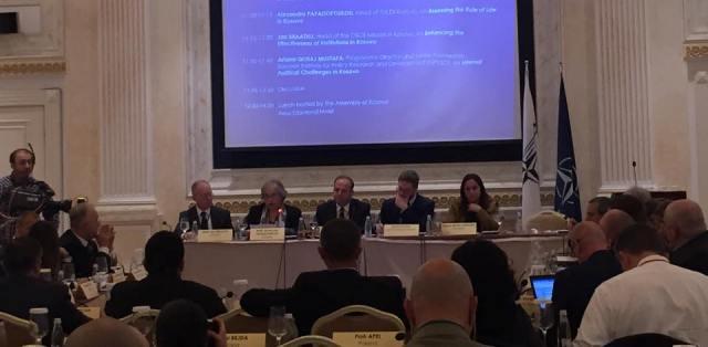 Jan Braathu- pjesë e panelit | Foto: KALLXO.com