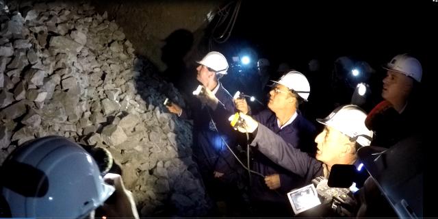 """Vizita në Minierën e """"Trepçës"""""""