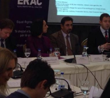 Prezantimi i strategjisë për të drejtat e njeriut | Foto: KALLXO.com