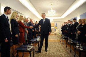 Emërimi i prokurorëve nga Presidenti | Foto: KALLXO.com