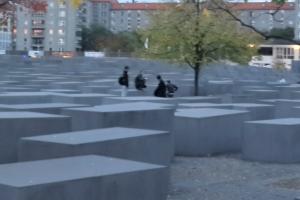 Memoriali i Holokaustit në Berlin  Foto: kallxo.com