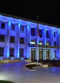 Presidenca e Shqipërisë. Foto: President.al