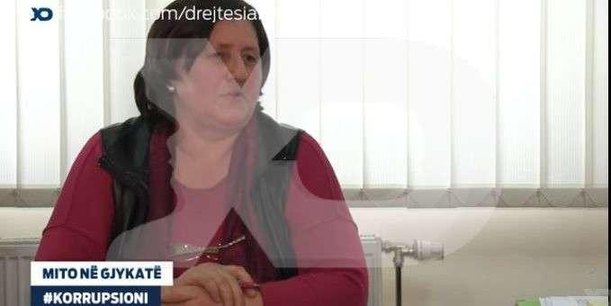 Safete Tolaj, gjykatëse. Foto: Kallxo.com