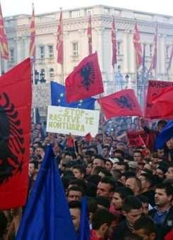 shqiptaret e maqedonise