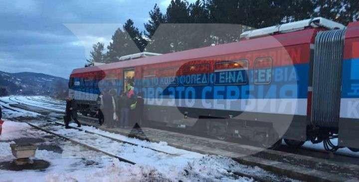 Treni gjatë pauzës në Rashkë | Foto: KALLXO.com