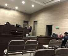 Pamje nga gjykimi për vrasjen e Bashkim Idrizit - Foto: KALLXO.com