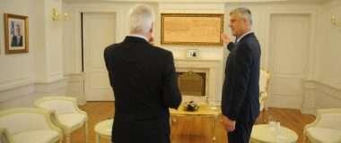 Foto: Zyra e Presidentit të Kosovës