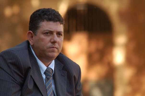 Ignazio Cutro, i cili dëshmoi kundër mafias siciliane dhe drejton një shoqatë të dëshmitarëve të mbrojtur. Foto kortezi: Ignazio Cutro.