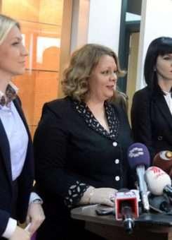 Prokurorja Speciale e Maqedonisë. Foto: MIA