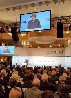 Konferenca e Sigurisë në Mynih | Foto: Facebook