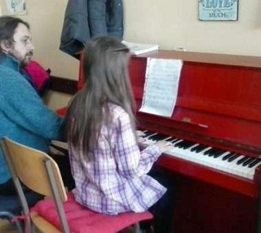 Ushtrimet në piano