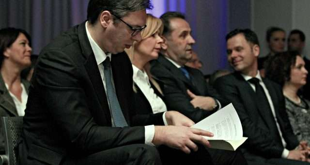 Vucic Photo by Beta