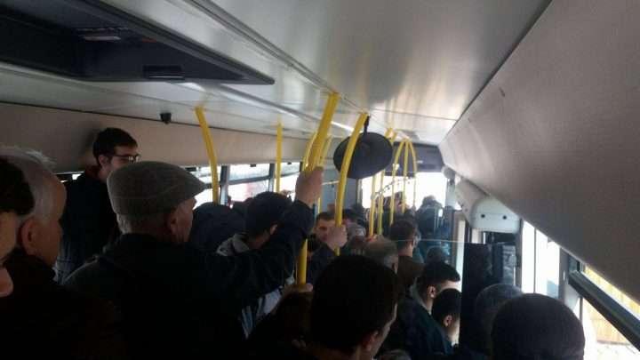 Brenda një autobusi të ri | Foto: KALLXO.com