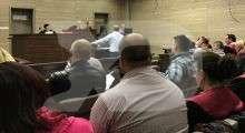 Gjykimi për shmangien nga tatimi | Foto: KALLXO.com