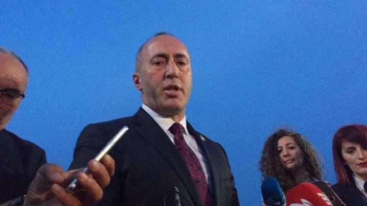 Haradinaj  Dëshmorët Nderohen me Punë