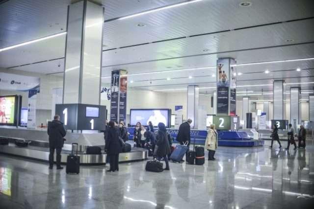 Haxhilerët të  Bllokuar  në Aeroport që nga Mesnata