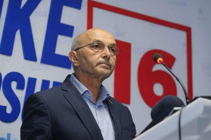 Mustafa  Nuk Bëhet Qeveria me Radoiçiqat e Veselinoviqat