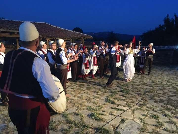 Dasmë Kumanove në EtnoFest