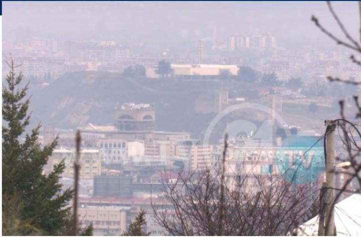 Shkupi  Ndër Qytetet me Ajrin më të Ndotur në Botë