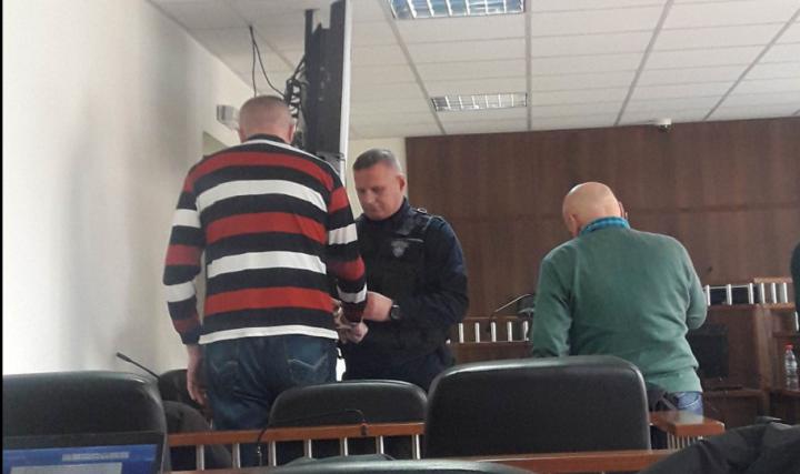 Vukotiq në Gjykatë nën Akuzat për Vrasjen e Katër Shqiptarëve