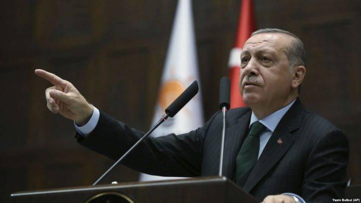 Erdogan  Do ta Zgjerojmë Ofensivën në Siri dhe Irak