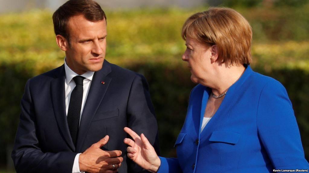 Macron dhe Merkel me njoftim të përbashkët për rifillimin e dialogut Kosovë   Serbi