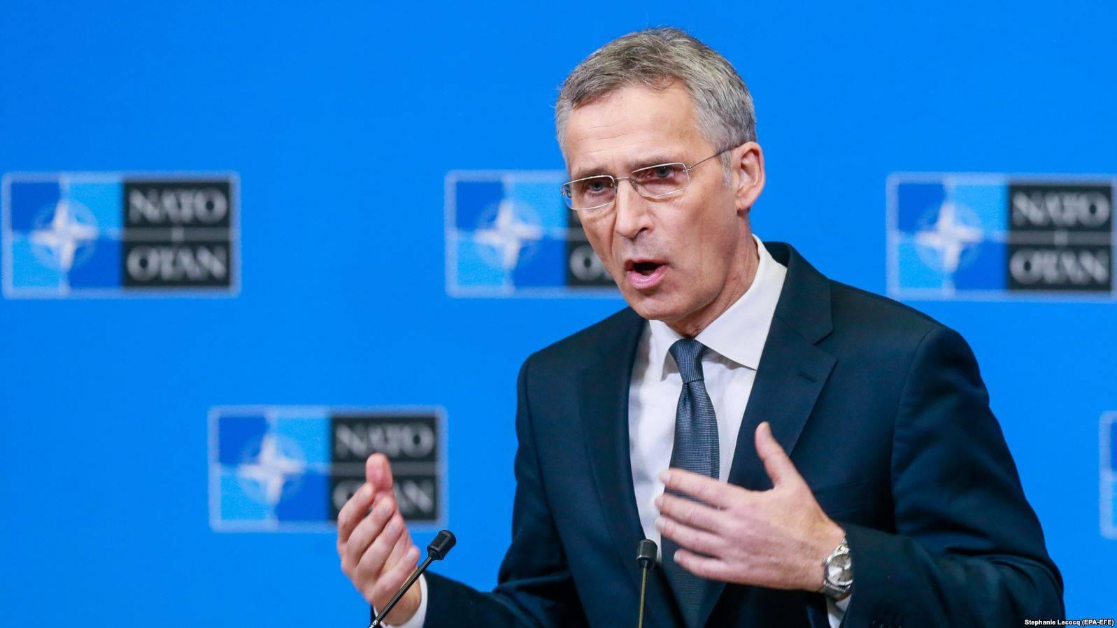 Stotlenberg  KFOR i nuk do të largohet nga Kosova