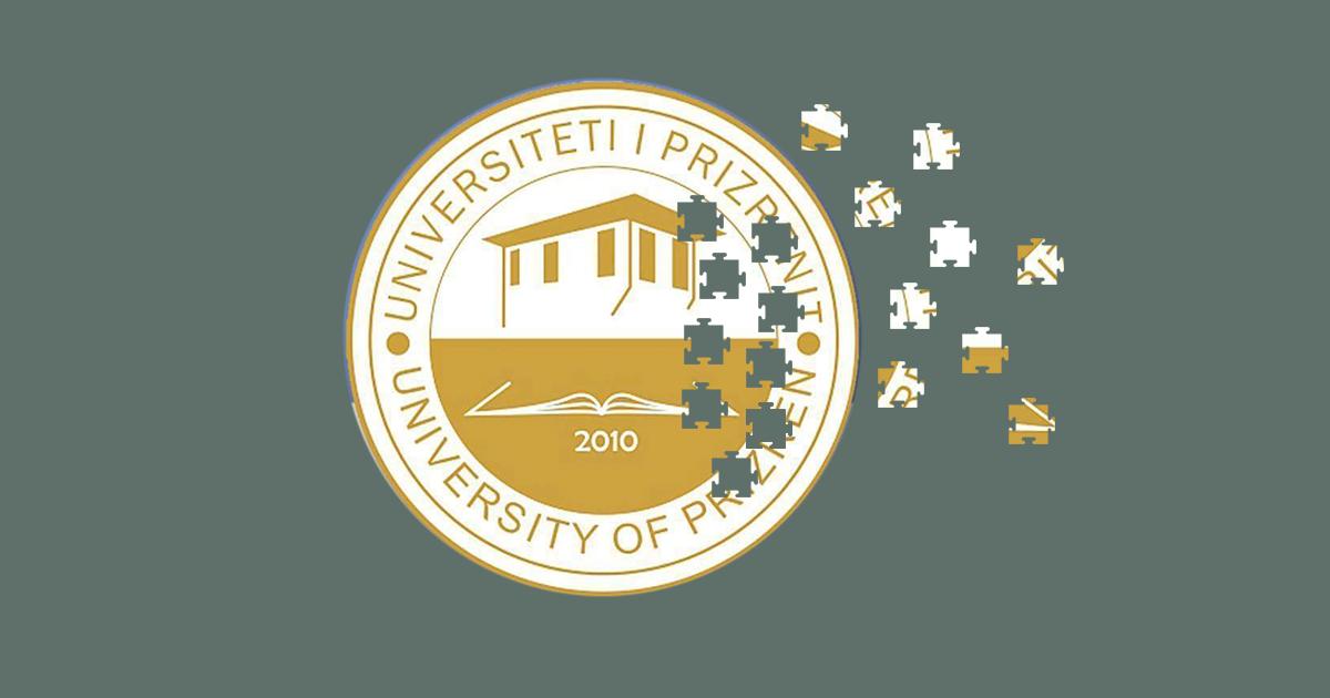 Universiteti i Prizrenit me minus nëntë drejtime