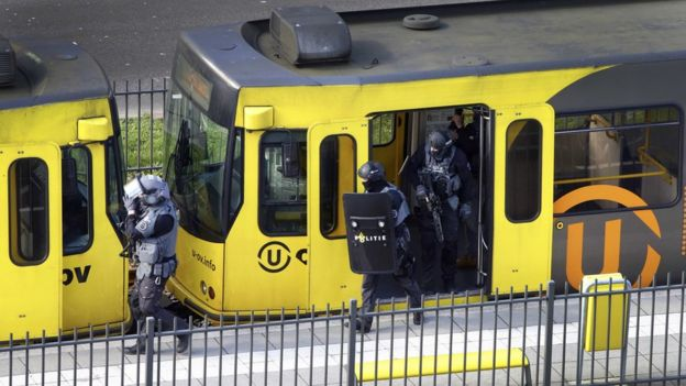 3 të vdekur nga sulmi në Holandë