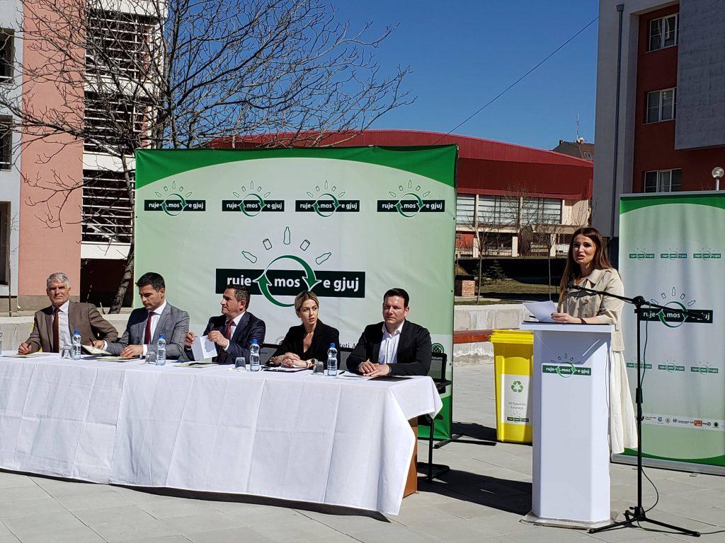 Lansohet projekti për riciklim  Ruje  mos e gjuj