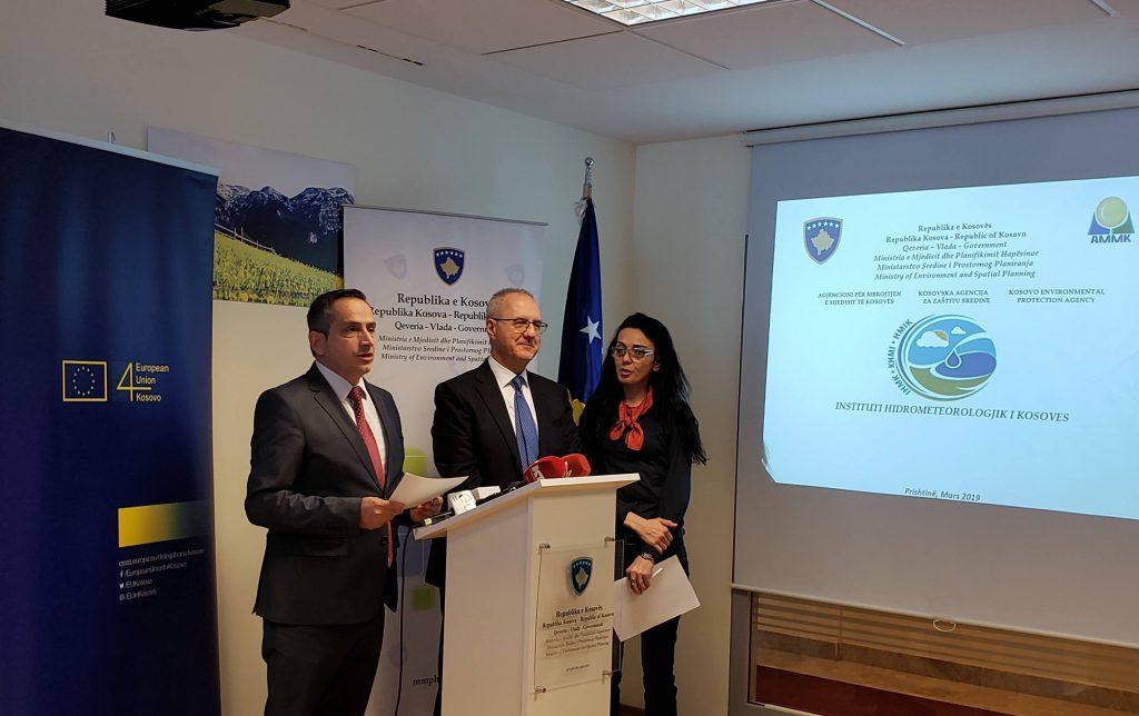 Kosova lanson aplikacionin rreth cilësisë së ajrit