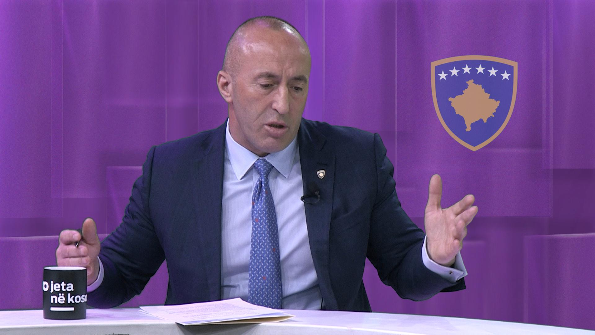 Haradinaj  Nëse s ka njohje  a duhet që edhe Kosova të armatoset