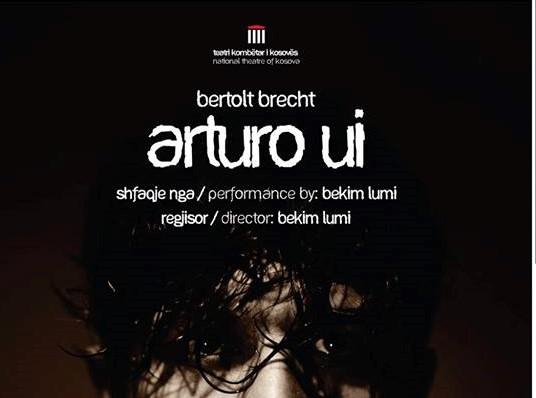 'Arturo Ui' jepet reprizë në Teatrin Kombëtar