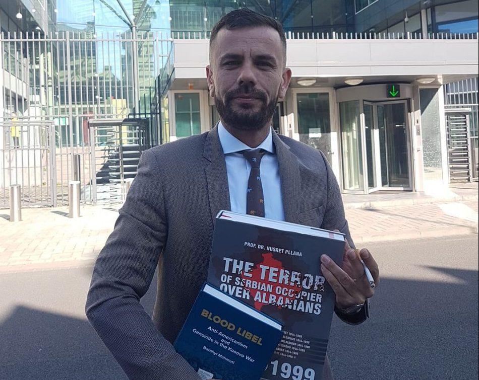 Si i shpëtoi Rrahim Hashimi  rrjetës së Prokurorisë