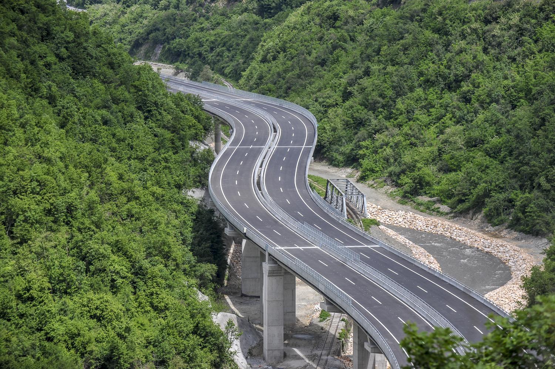 Të shtunën do të mbyllet përkohësisht segmenti Konjuh   Babush në autostradën  Arbën Xhaferi