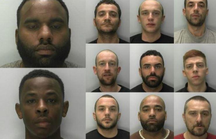 Dënohet banda e kokainës në Britani  ja roli i dy shqiptarëve