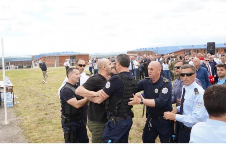 Nehat Thaçi flet për incidentin brenda Burgut të Dubravës
