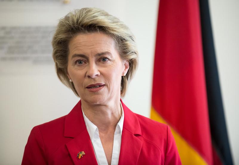 Ursula von der Leyen zgjidhet kryetare e Komisionit Europian