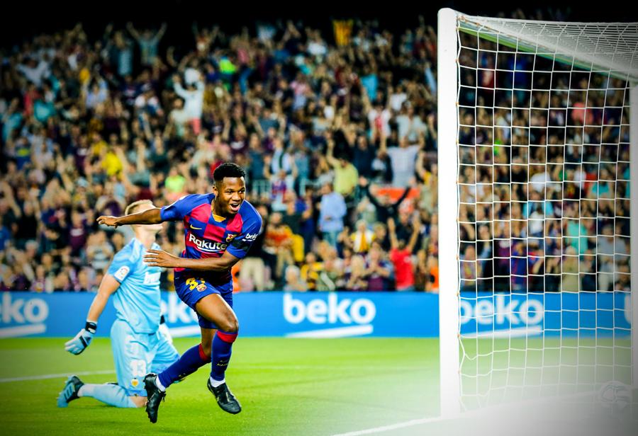 Barcelona fiton me lehtësi ndaj Valencias