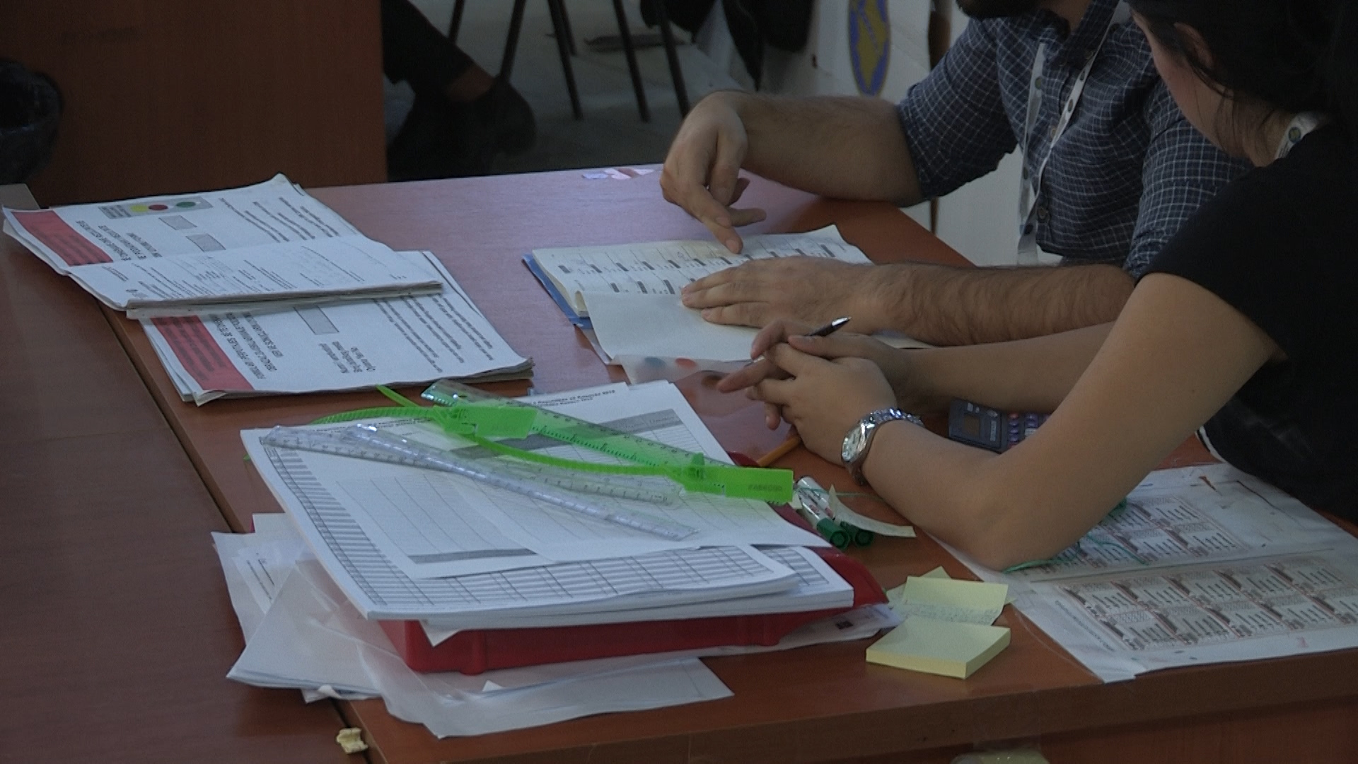 Rinumërohen mbi 78  e vendvotimeve