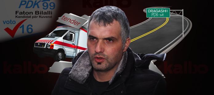 Kampioni i tenderëve: Ish-kandidati i PDK-së fiton 21 tenderë në Dragash