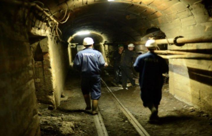 COVID 19 nuk ndal minatorët e  Trepçës