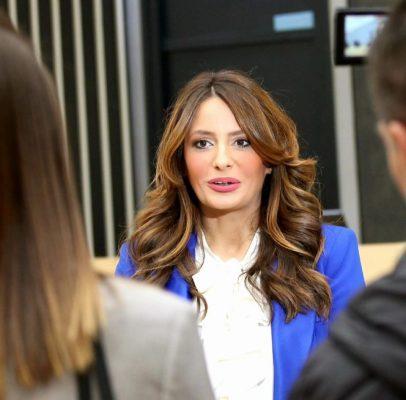 Ministrja serbe e drejtësisë, Nela Kuburovic. Foto: Facebook