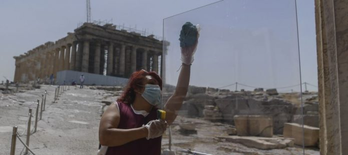 Greqia do të hapë sezonin turistik më 15 qershor