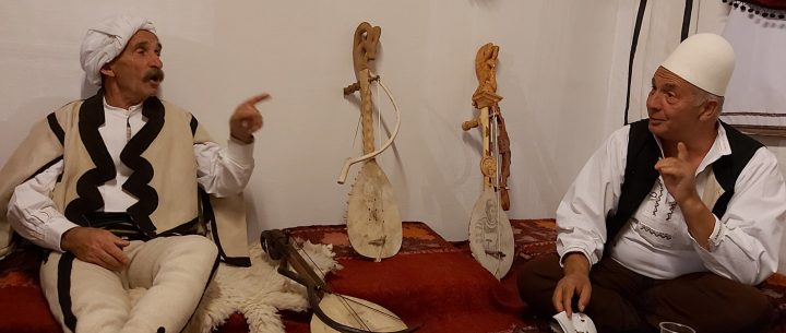 "Mbyllet edicioni idytëi festivalit ""Lahuta, okarina, polifonia"""