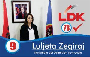Luljeta Zeqiraj