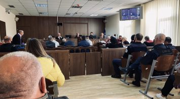 Gjykimi i të akuzuarve për vrasje të rënd në Gjilan.