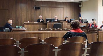 Seancë në Gjykaten e Gjilanit