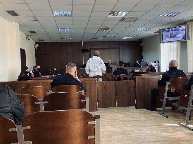 Gjykimi ndaj ish policit Vllaznim Hamdia, i akuzuar per vrasje