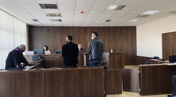 Gjykimi ndaj Skender Fetiut dhe Kamer Lecit ne Gjilan